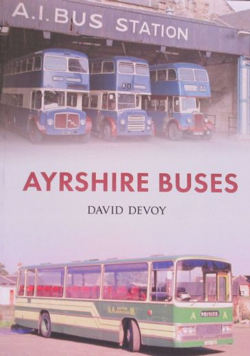 Ayrshire Buses, by David Devoy